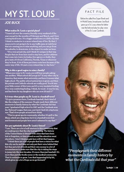 American Way Magazine St. Louis spotlight 1