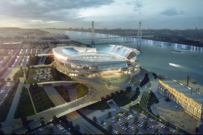 Rams Stadium