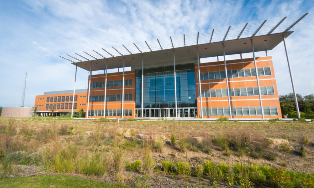 St. Louis' 39 North is Rapidly Emerging as a World Leader in Academic and Corporate AgTech Research and Innovation. Image courtesy of the Danforth Center.