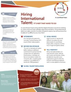 Hiring International Talent