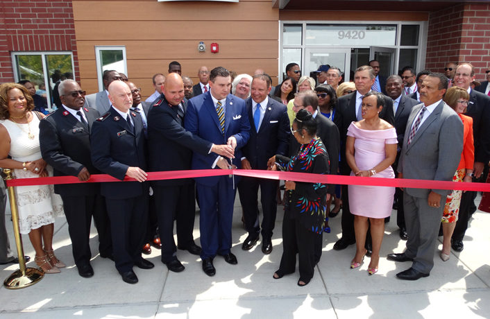 Ferguson Community Empowerment Center Now Open