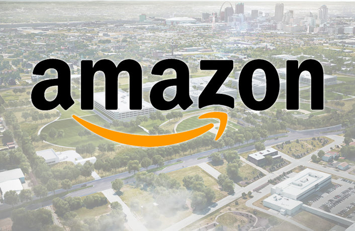 #Amazon2STL Bid Begins to Take Shape
