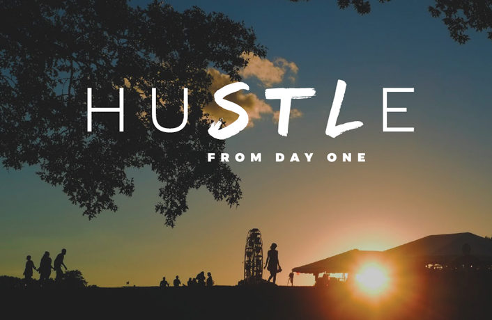 Hustle From Day One Video