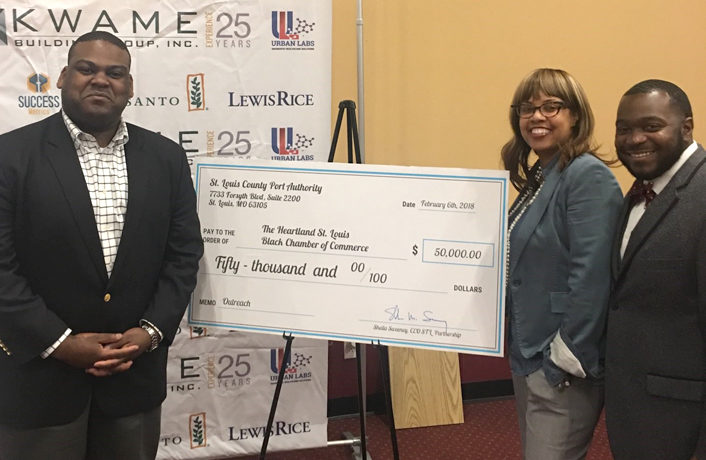 Heartland Black Chamber of Commerce Receives $50K Grant