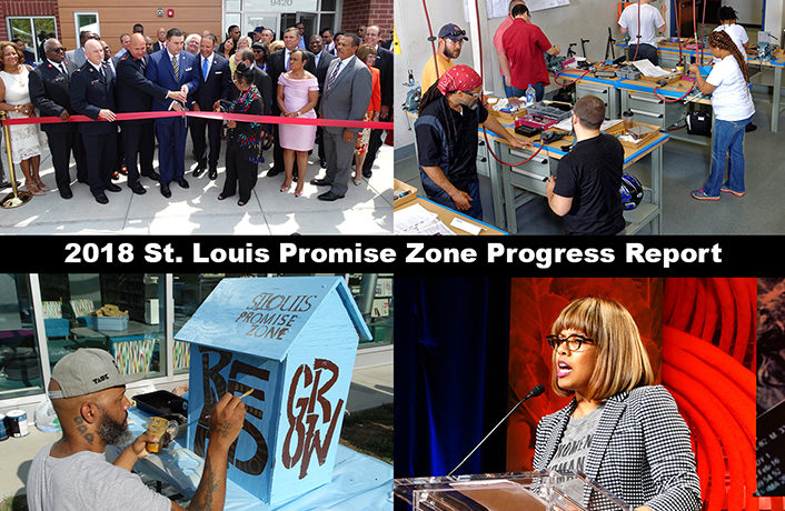 Promise Zone Releases Progress Report