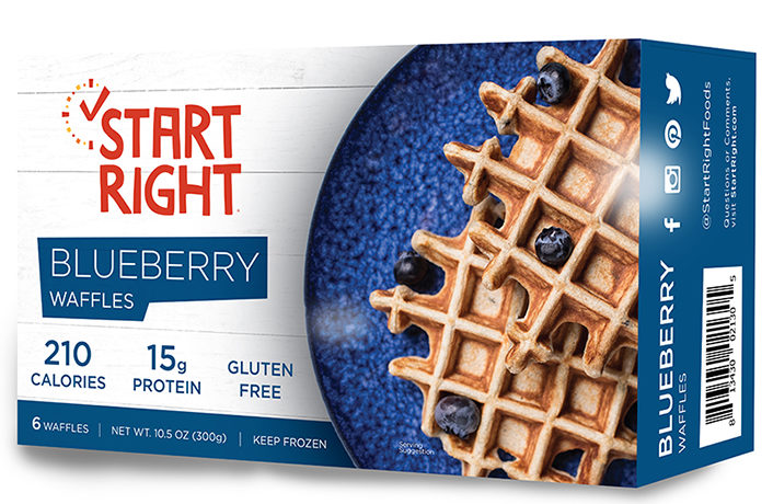 Success Story: Start Right Foods