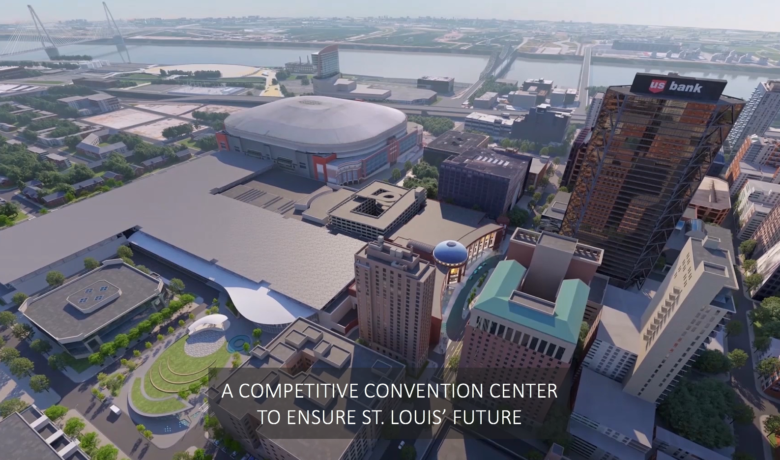 Regional Leaders Announce $175M Expansion Of Convention Center