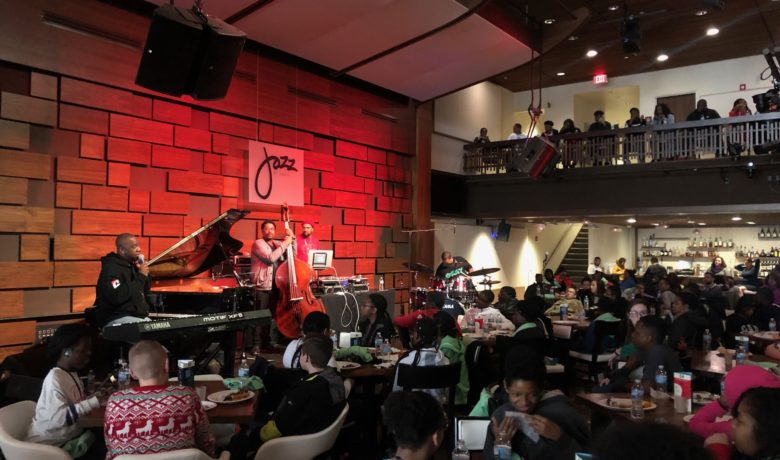 Hundreds of Promise Zone Students Experience Jazz in Grand Center