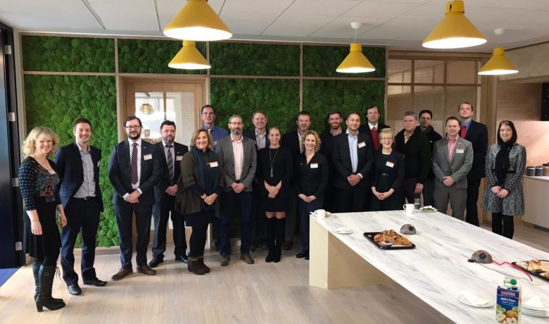 World Trade Center Holds Successful AgTech Trade Mission In Europe