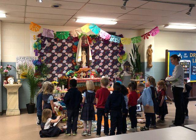 St. Margaret of Scotland School Joins STL Mosaic Ambassador Program