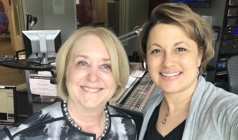 Betsy Cohen of Mosaic Project Featured On KMOX Radio