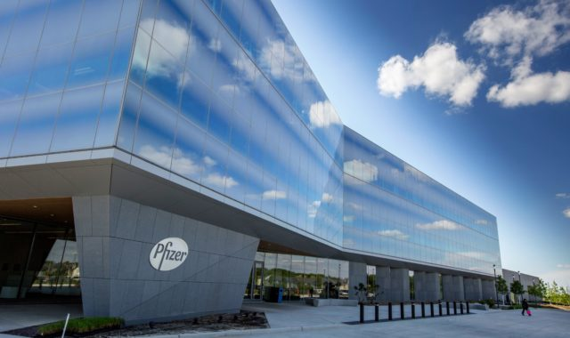 Pfizer Opens New R&D Facility In Chesterfield
