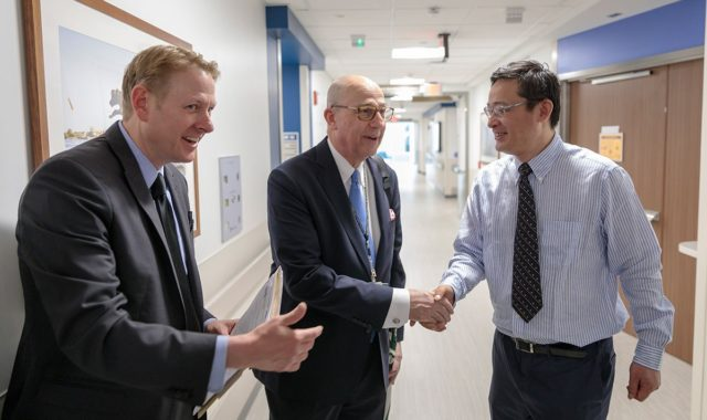 Washington University School of Medicine forms collaboration with medical center in China