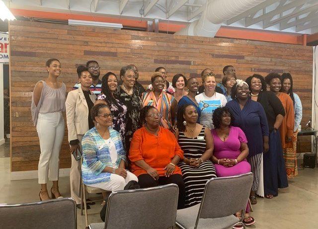Neighborhood Leadership Fellows Graduation Program