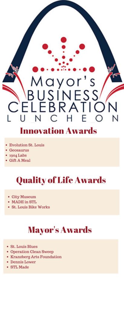Mayor's Business Celebration Luncheon