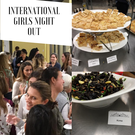International Girls Night Out was hosted by the St. Louis International Mentoring Program and held at STLFoodWorks on October 15th.