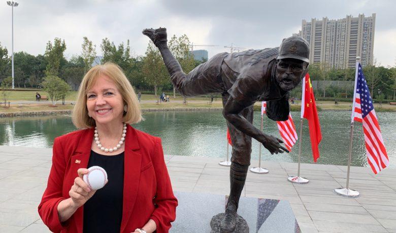 World Trade Center St. Louis,  Mayor & Washington University School of Medicine Visit China