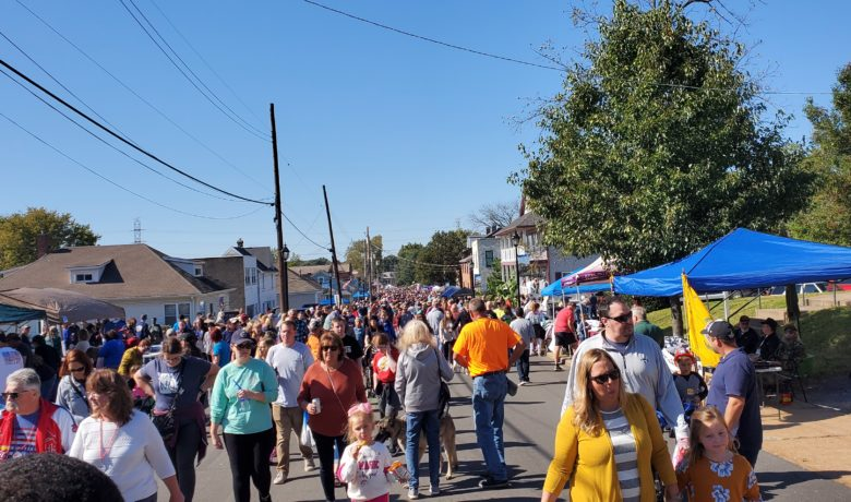 Weekend Recap at the Florissant Fall Festival