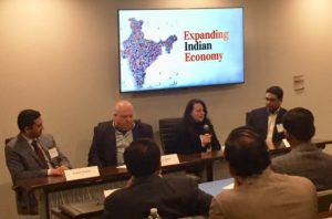 An interactive panel discussion on India-Missouri trade held on January, 28, 2020 was joined by Mr. Sudhakar Dalela, Consul General of India, Chicago.