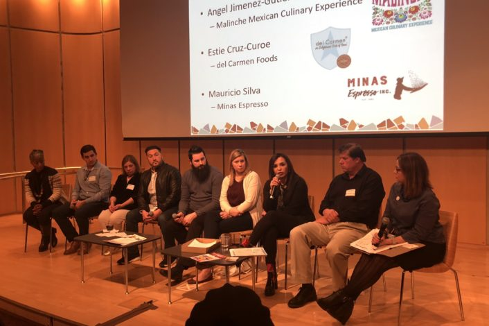 St. Louis Mosaic Project and 39 North Food Entrepreneurship Speaker Panel at Venture Cafe St. Louis by Alex Reischman