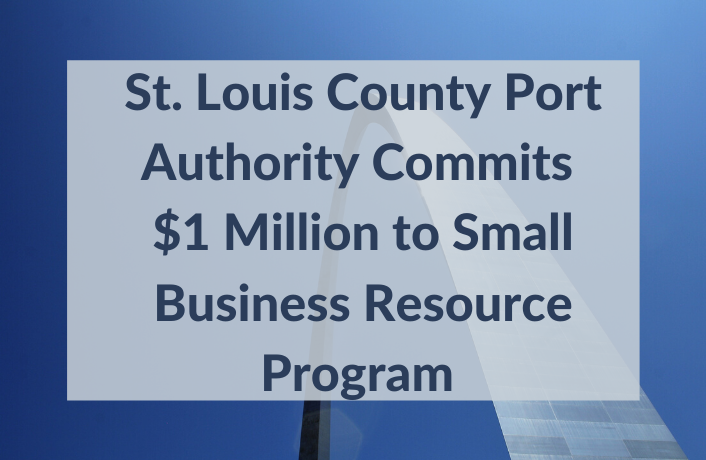 St. Louis County Port Authority Announces $1 Million Commitment