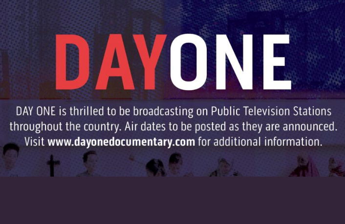 Day One documentary airing on PBS 5/12