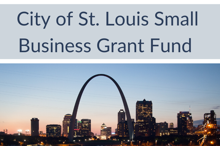 City of St. Louis Small Business Grant Fund