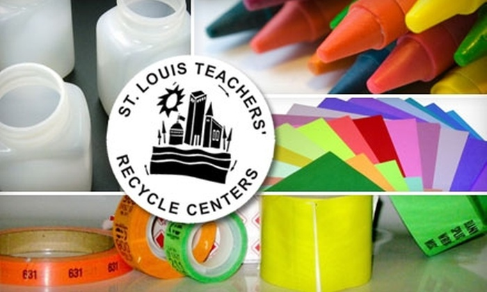 St. Louis Teachers Recycle Centers Expands from the STL Partnership Lemay Business Center