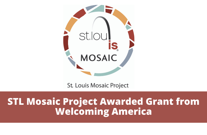 St. Louis Mosaic Project Awarded Grant