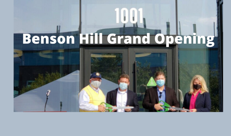 Benson Hill Grand Opening