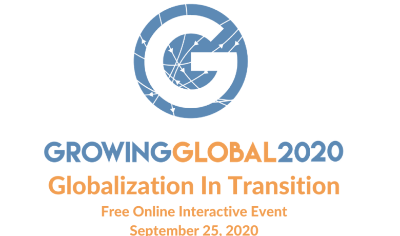 Register For Growing Global 2020, A Free Online Interactive Event
