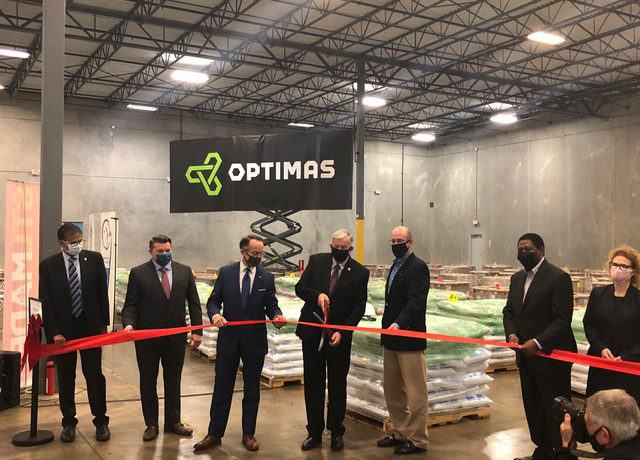 Optimas Solutions Announces Opening of a New Distribution Center in St. Louis