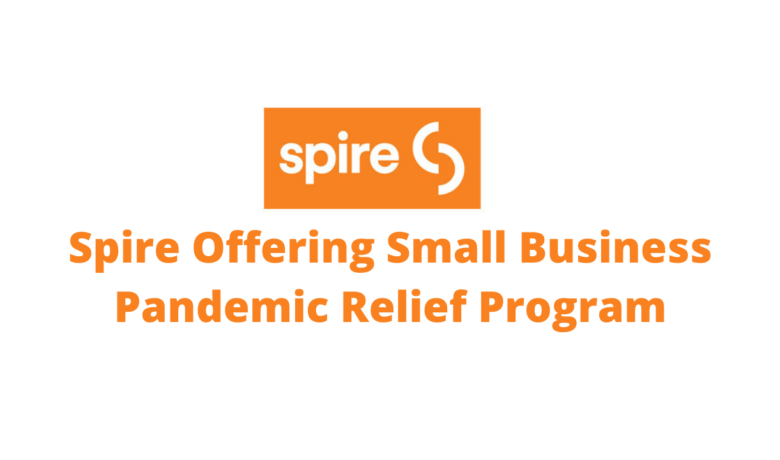 Spire Small Business Pandemic Relief Program