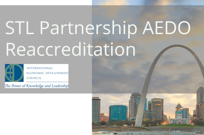 STL Partnership AEDO Reaccreditation