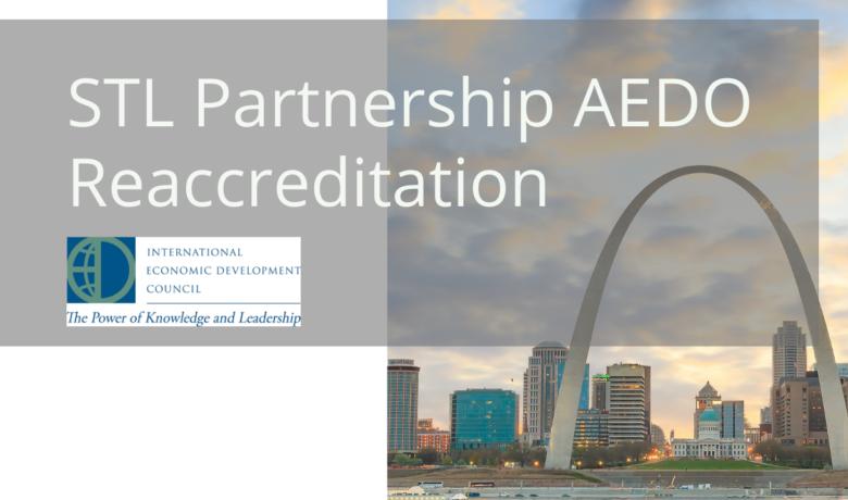 STL Partnership AEDO Reaccreditation