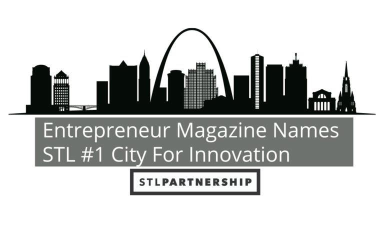St. Louis Named #1 City For Innovation