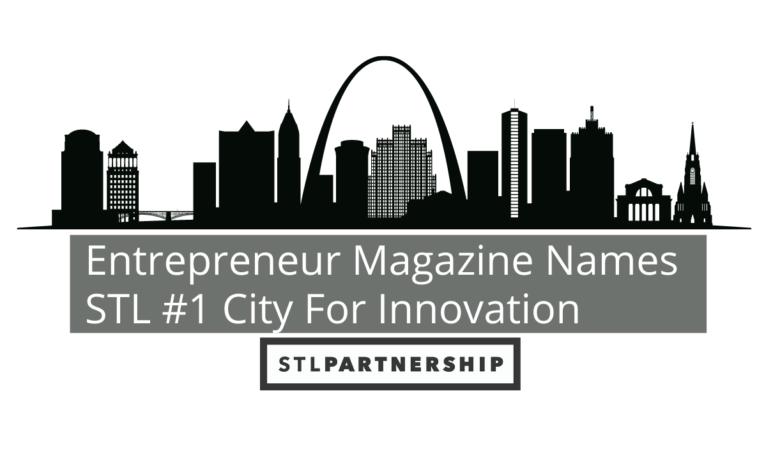 St. Louis Named #1 City For Innovation