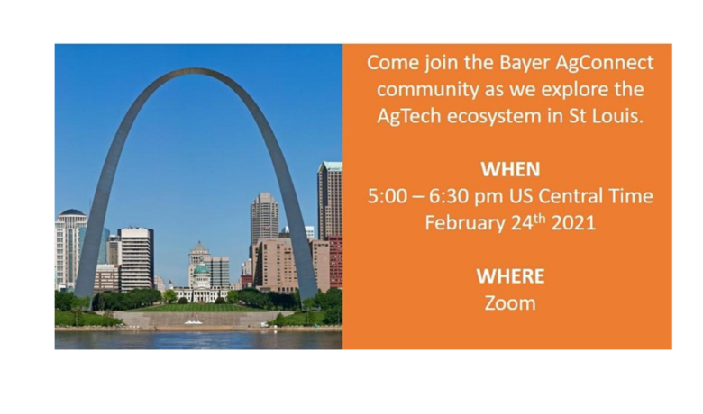 Exploring the St. Louis AgTech Ecosystem – A Bayer AgConnect Event