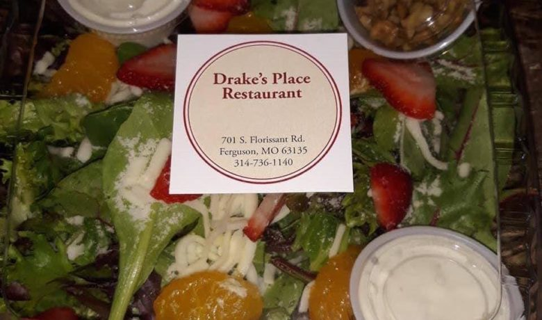 Ferguson Business Drakes Place Restaurant Shares their Success story and working with the  STL Partnership