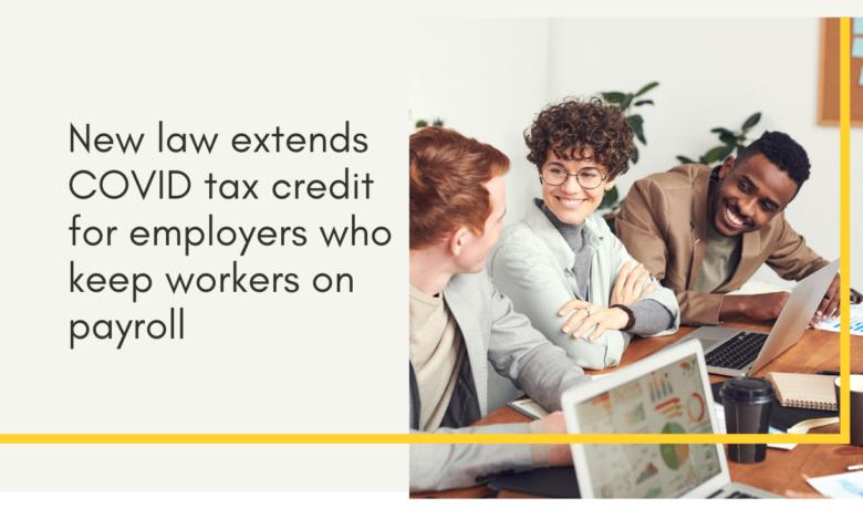 COVID Tax Credit