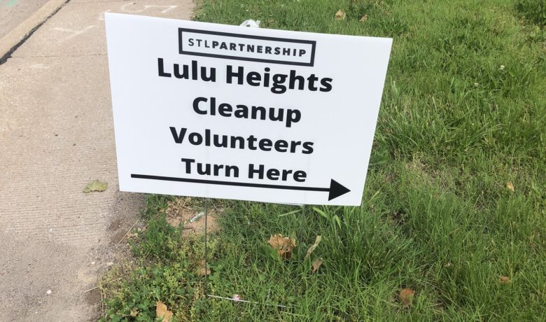 Lulu Heights Cleanup