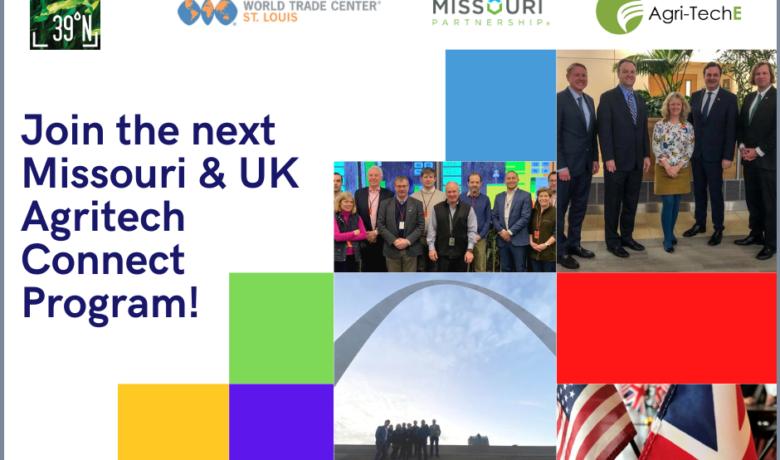 Agri-TechE International Missions: Missouri & UK Agritech Connect Program
