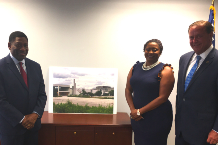 On Thursday, June 24th 2021, Councilwoman Shalonda Webb, St. Louis County Council District 4, announced she was leading the effort to bring the community together alongside the STL Partnership and the St. Louis County Port Authority to identify opportunities for the Former Jamestown Mall.