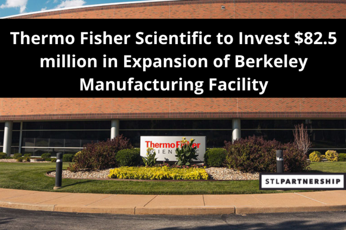 Thermo Fisher Scientific to Invest $82.5 million in Expansion of Berkeley Manufacturing Facility